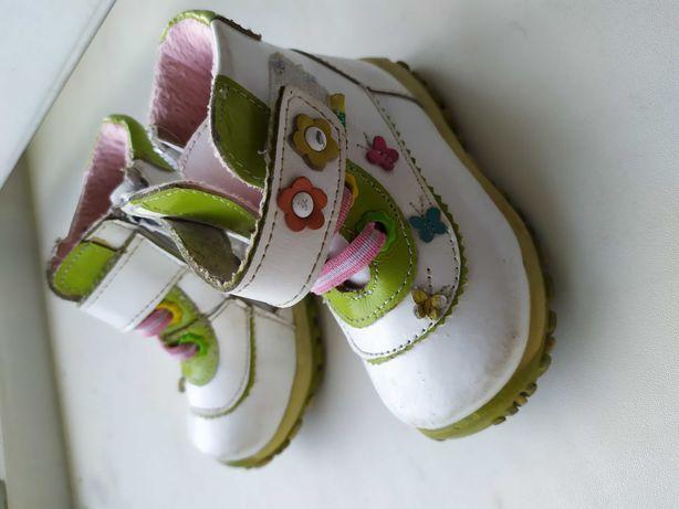 Ботиночки детские демисезонные