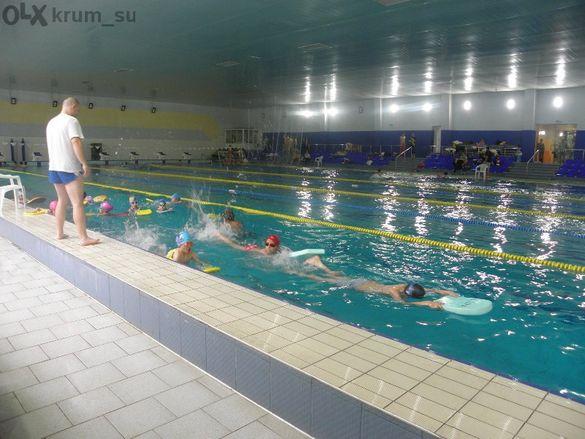 Плуване, начално обучение София