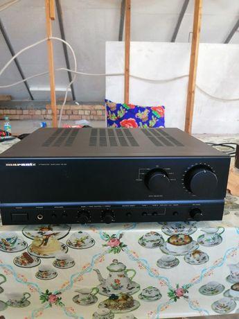 Усилитель Marantz integrated amplifier pm50