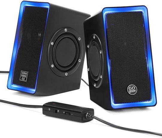 SonaVERSE O2i. Boxe PC cu lumini LED. Bass Woofers, 14W. Gaming