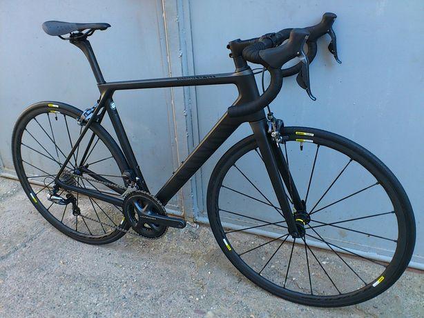 Cursiera*CANYON ULTIMATE CF SLX Di2*Ultegra ELECTRIC*Carbon*(bicicleta