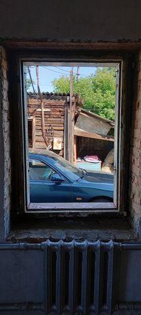 Окна с косяком комплект, всего 6 комплектов