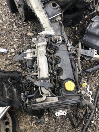 Motor opel astra h 1.9