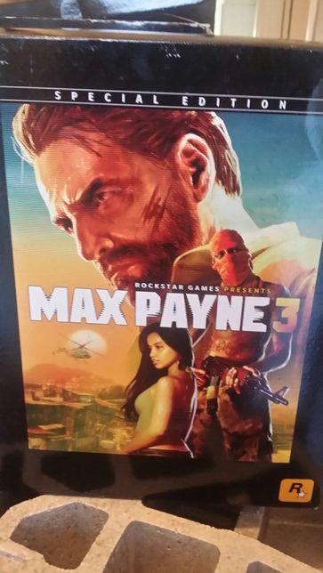 Figurina Max Payne 3 collector's xbox360 ps4