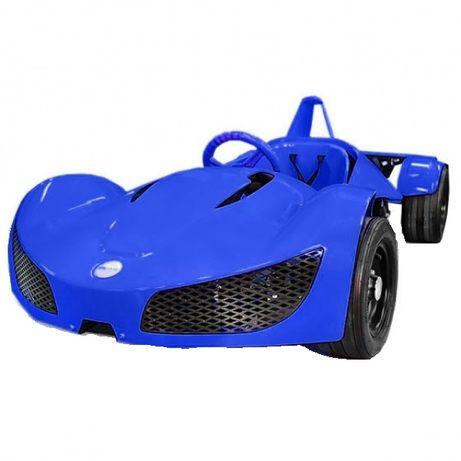 Masinuta electrica pentru copii RAZER GT 48V 1000W #Blue