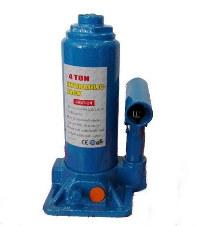 4 т Крик хидравличен бутилков с предпазен клапан
