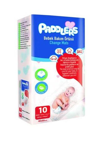 Aleze/Protectii pentru pat, Paddlers, 60cm x 60 cm, 30 bucati