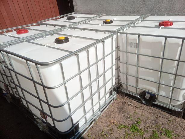 Bazin plastic Cub Ibc Bidon 1000 l foarte curat