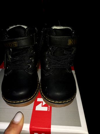 Зимние ботинки. Детские