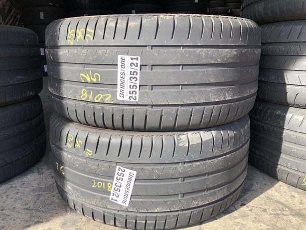 255/35/21 Bridgestone transport gratuit factura garantie