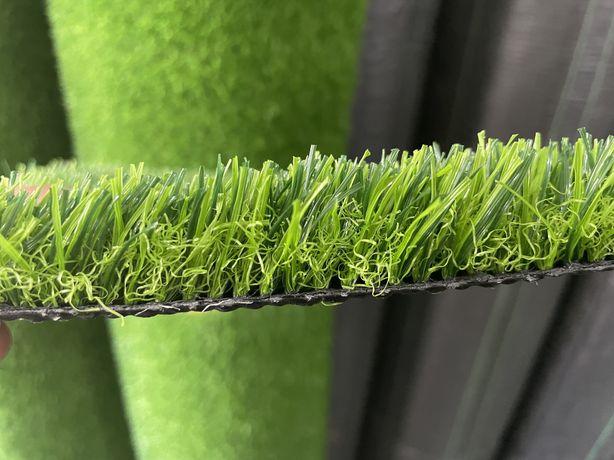 Искусственный газон трава