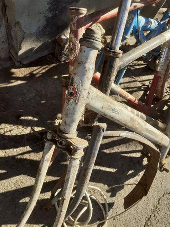 Cadru pegas si biciclete copii