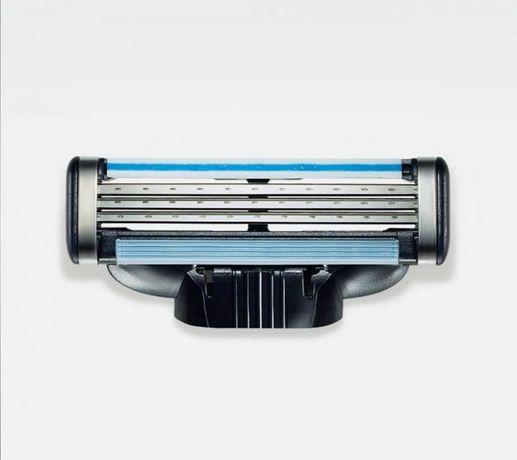Лезвие-запаска Gillette Mach 3