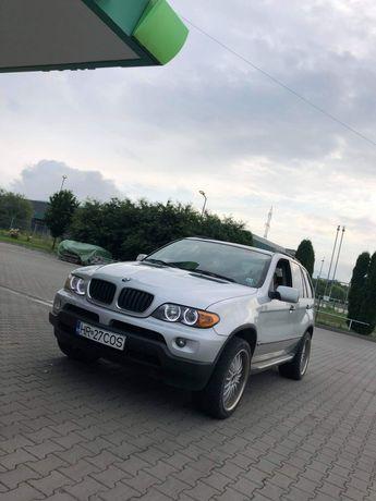 BMW x5 E53, autoutilitar
