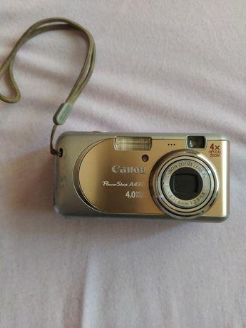 Фотоапарат Canon закупен преди 15 години работещ