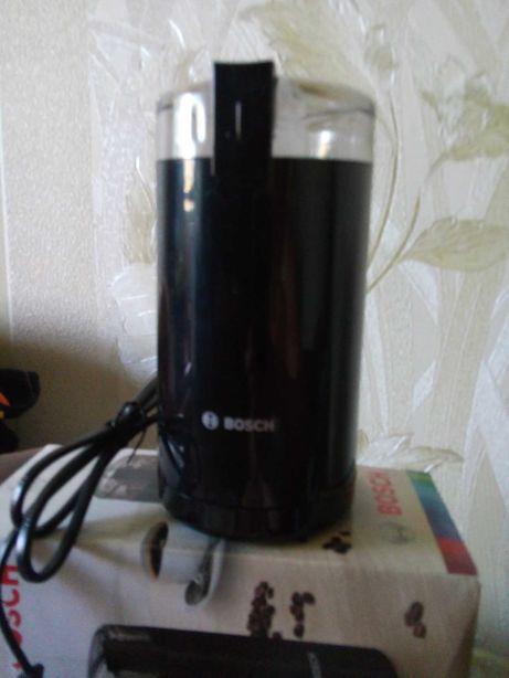 Кофемолка Bosch,черная