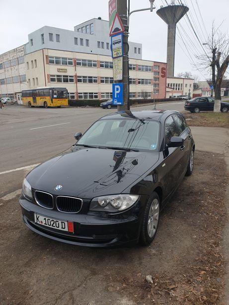 BMW 118 1er DPF Edition Sport NAVI +/PDC/ EURO 5 START STOP