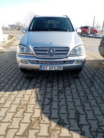 Mercedes ml270 an 2005