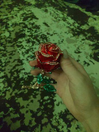шкатулка  Роза .