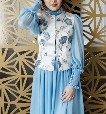 Платье на узату сырга салу