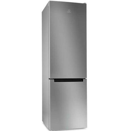 Продам холодильник indesit серый