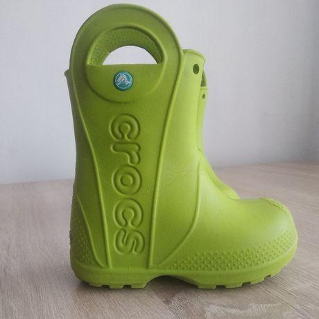 Сапоги детские Crocs