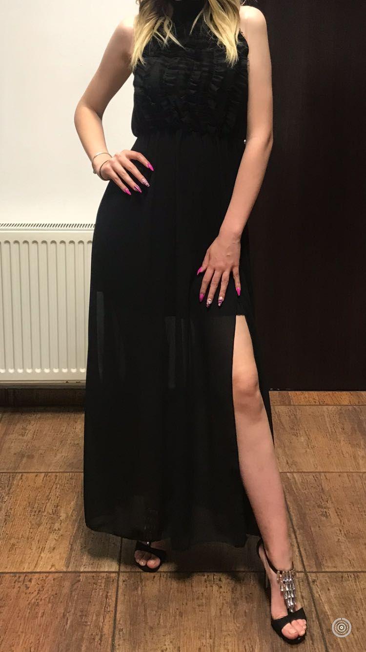 Официална рокля и гащеризон