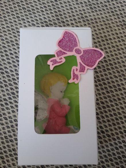 Подаръче за гости за рожден ден/кръщене ангелче