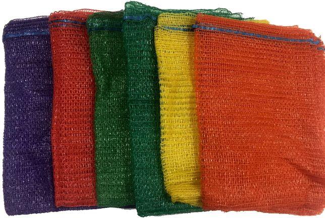 Красный мешок полипрепелиненовые сетка Овощной Мешок для Картофель лук