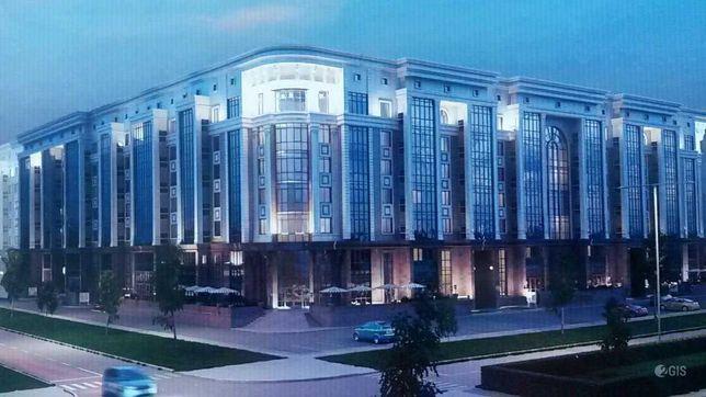 2-комнатная квартира, 64.2 м², 6/7 этаж, А-92 2 — Ахмета Байтурсынова