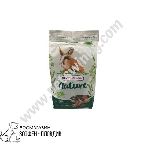 VerseleLaga Cuni Nature 0.7кг - Храна за декоративни зайци