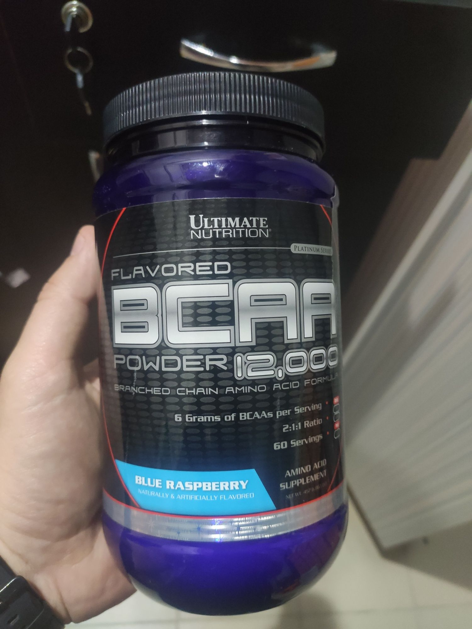 BCAA Ultimate nutrition 457гр