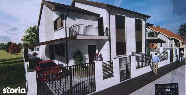 Duplex cu 5 camere in Chisoda