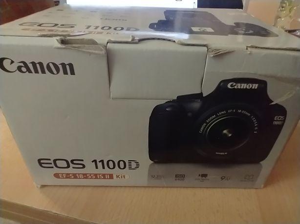DSLR Canon eos 1100 D