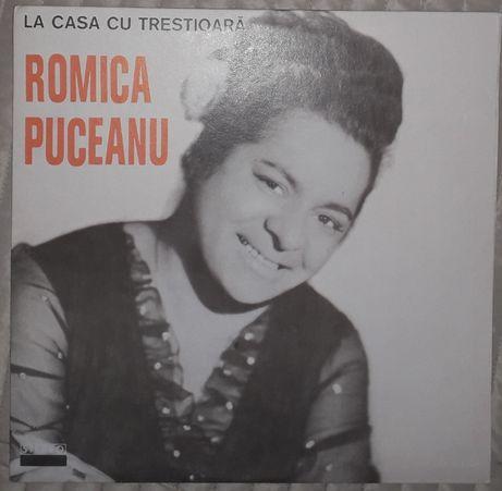 Romica Puceanu La Casa Cu Trestioară disc vinil pickup