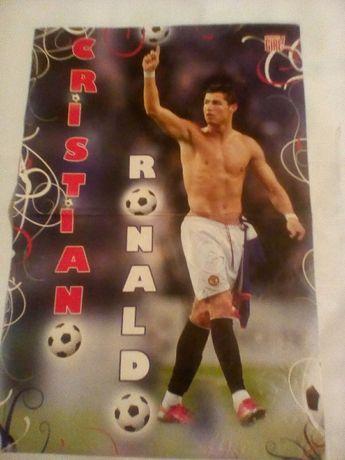 Poster cu Cristiano Ronaldo