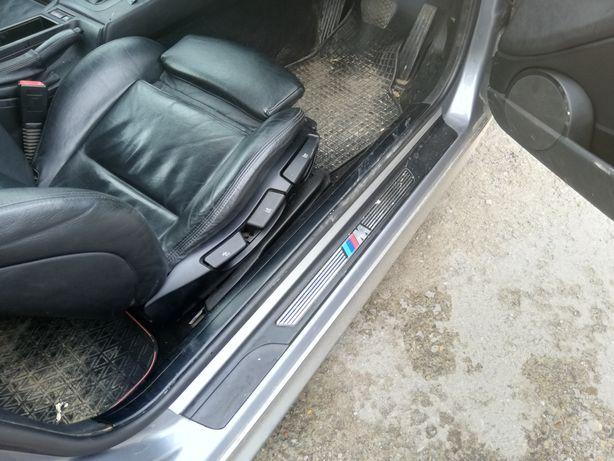 Interior recaro piele neagra BMW e46 coupe
