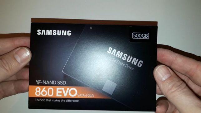 Ssd Samsung 500 gb
