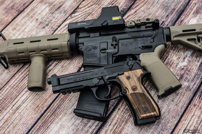Extrem De Puternic!! Pistol airsoft Beretta/Taurus MODIFICAT!! 4,7 J