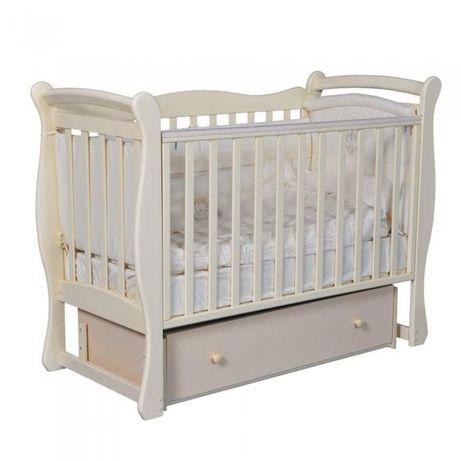 Детская кроватка Джулия , комод пеленальный.