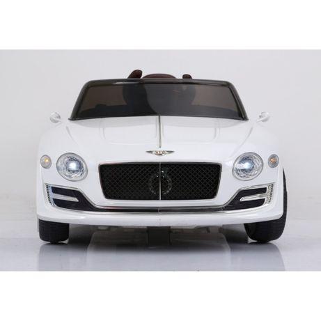 Masinuta electrica pentru copii Bentley Exp 2 motoare! Garantie !