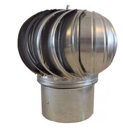 Турбо дефлектор.