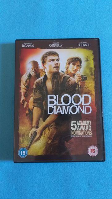 DVD original cu filmul Blood Diamond cu Leonardo DiCaprio