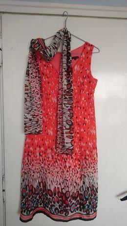 Ефирна рокля Корал, М/44 Andrews Ladies
