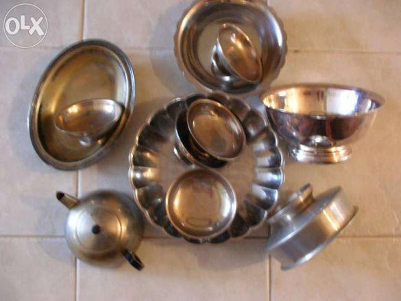 Прибори за кухнята и манерки от Алпака(Разпродажба)всичко