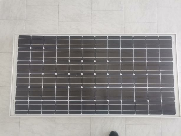 Panori fotovoltaice Shell Solar 165W