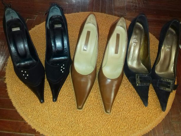 Pantofi piele Italia