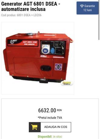 Generator AGT 6801 DSEA