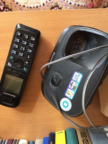 Радиотелефон на запчасти
