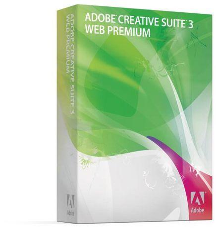Vând software Adobe Creative Suite Web Premium CS3